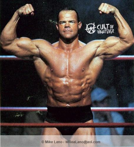 WCW Lex Luger