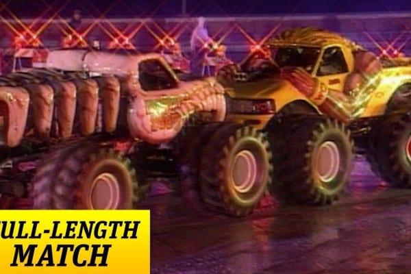 The Live Wire Match Of The Week Wcw Halloween Havoc 1995 Hulk Hogan Vs The Giant