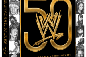 50 Years Of Wwe Dvd