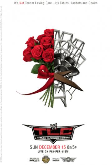 Wwe Tlc 2013 Poster
