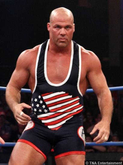 Official TNA Kurt Angle