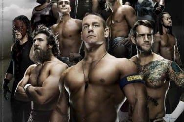 Wwe Royal Rumble 2014 Poster