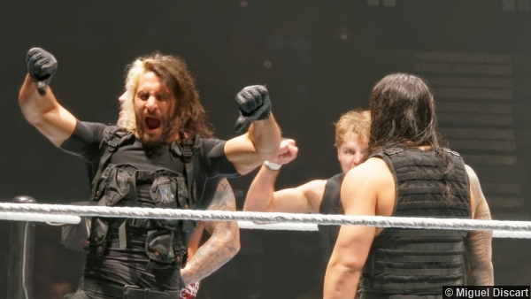 Wwe 23082013 Shield Thumbs Down