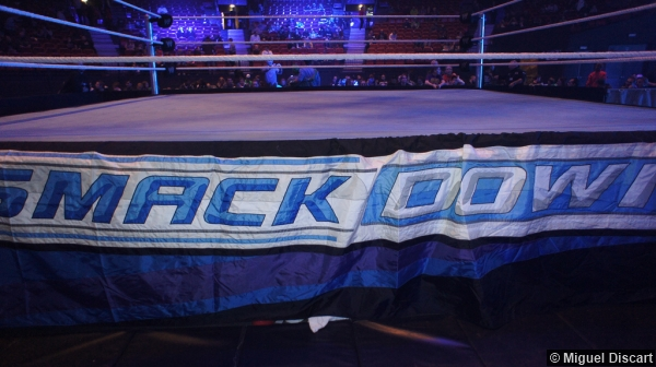 Wwe 23082013 Smackdown Empty Ring