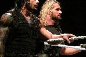 Wwe 25012014 Shield Roman Reigns Seth Rollins