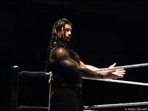 Wwe 25012014 Shield Roman Reigns