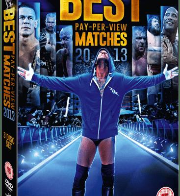 Wwe Best Ppv Matches 2013 Dvd
