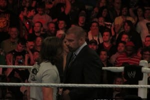 Wwe Daniel Bryan Triple H Stephanie Mcmahon