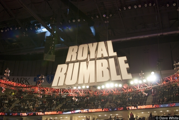 The Men's Royal Rumble