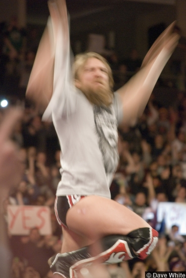 Wwe Royal Rumble 2014 Daniel Bryan Blur