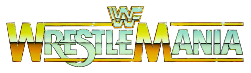 Wrestlemania 1 Logo