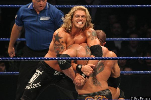 Edge and Batista