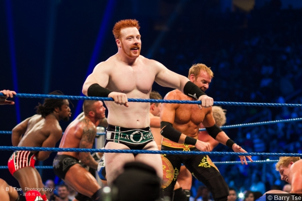 Wwe 2011 Sheamus Battle Royal Rumble
