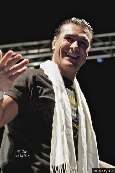 Wwe 2011 Tour Alberto Del Rio