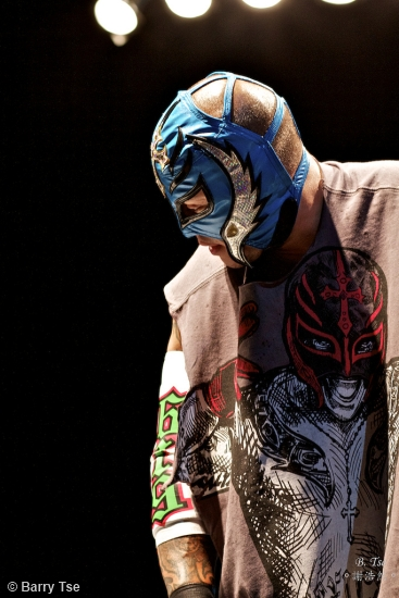 Wwe 2011 Tour Rey Mysterio