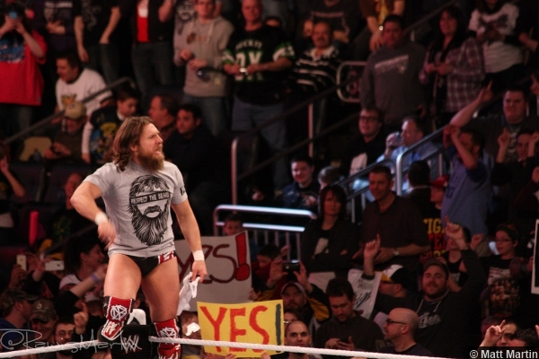 Wwe Royal Rumble 2014 Daniel Bryan Crowd
