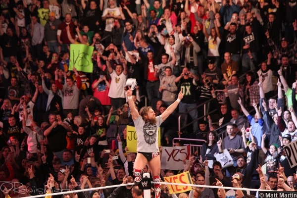 Wwe Royal Rumble 2014 Daniel Bryan Yes Crowd