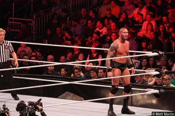 Wwe Royal Rumble 2014 Randy Orton