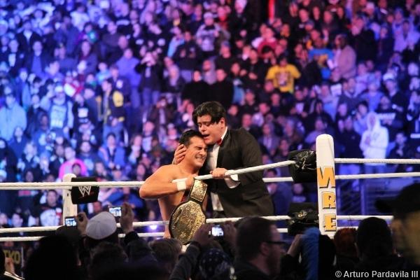 Wwe Wrestlemania 29 Alberto Del Rio Ricardo Rodriguez