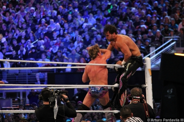 Wwe Wrestlemania 29 Fandango Chris Jericho
