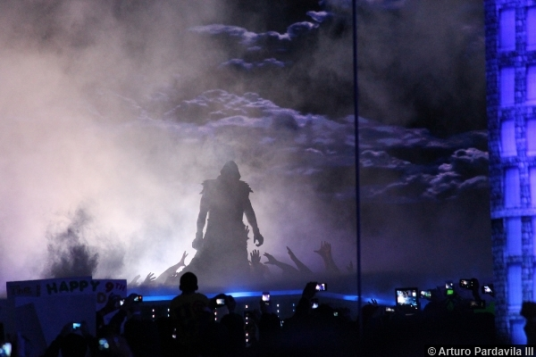 Wwe Wrestlemania 29 Undertaker Entrance