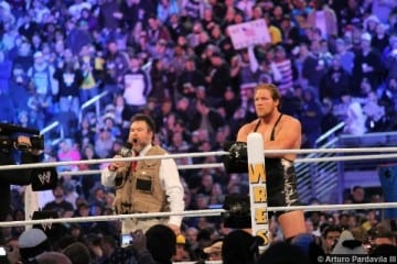 Wwe Wrestlemania 29 Zeb Colter Jack Swagger