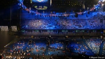 Hall Of Fame 2014 Arena Crowd