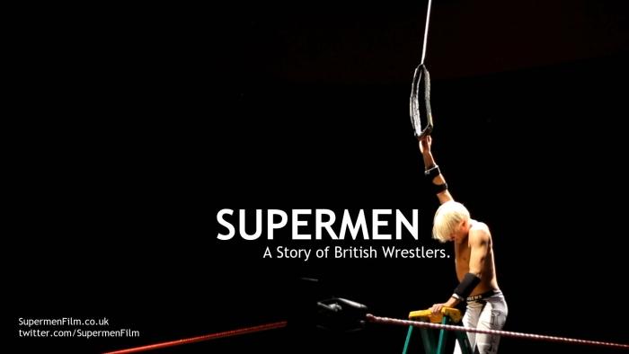 Supermen Poster