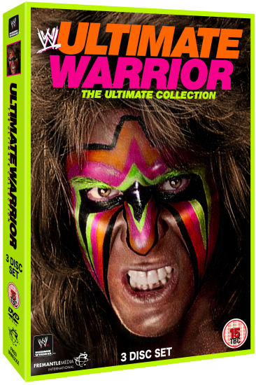Ultimate Warrior Dvd