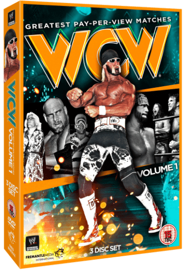 Wcw Greatest Ppv Matches Dvd
