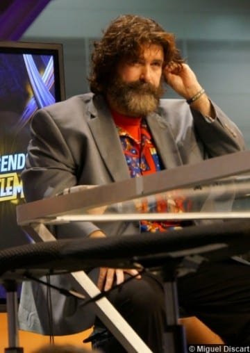 Wm 30 Axxess Mick Foley