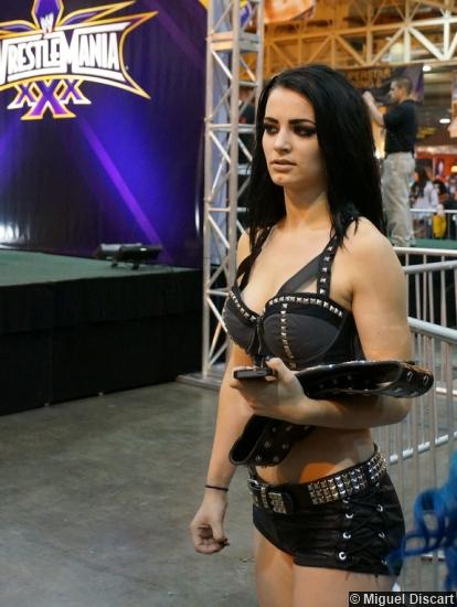 Wm 30 Axxess Paige Title Belt 3