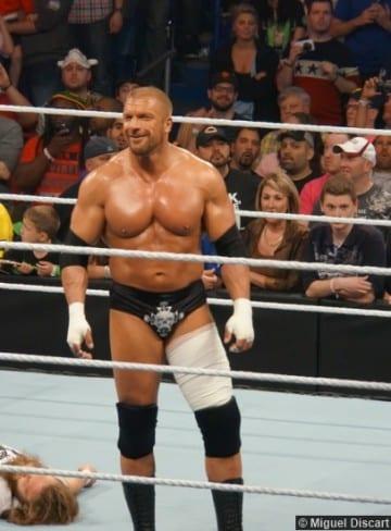 Wwe 07042014 Triple H Daniel Bryan