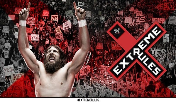 Wwe Extreme Rules 2014 Poster