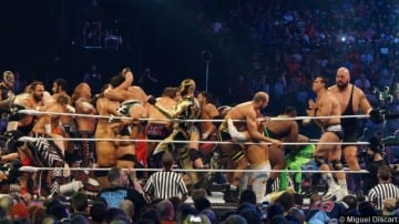Wwe Wrestlemania 30 Battle Royal 2