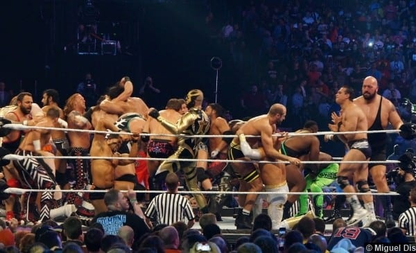 Wwe Wrestlemania 30 Battle Royal 2