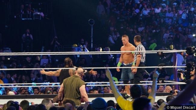 Wwe Wrestlemania 30 Bray Wyatt John Cena