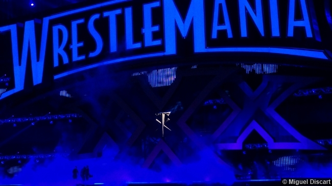 Wwe Wrestlemania 30 Entrance Undertaker