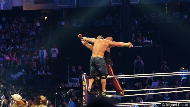 Wwe Wrestlemania 30 John Cena Bray Wyatt 2