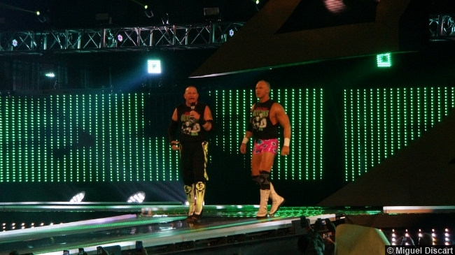 Wwe Wrestlemania 30 New Age Outlaws