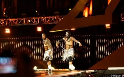 Wwe Wrestlemania 30 Usos Tag Titles