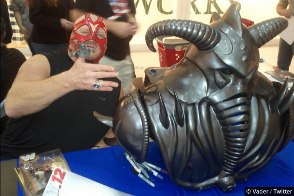 Vader Japan Mask