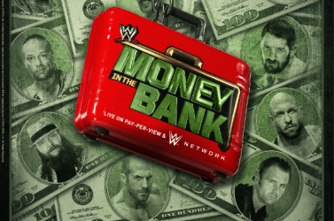 Wwe Money In The Bank 2014 Poster