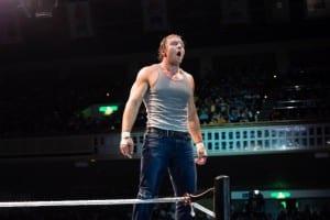 110714 Wwe Dean Ambrose