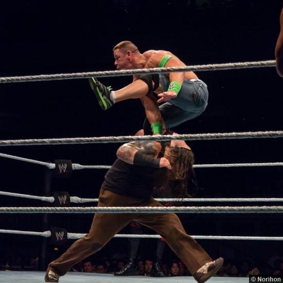 110714 Wwe John Cena Bray Wyatt