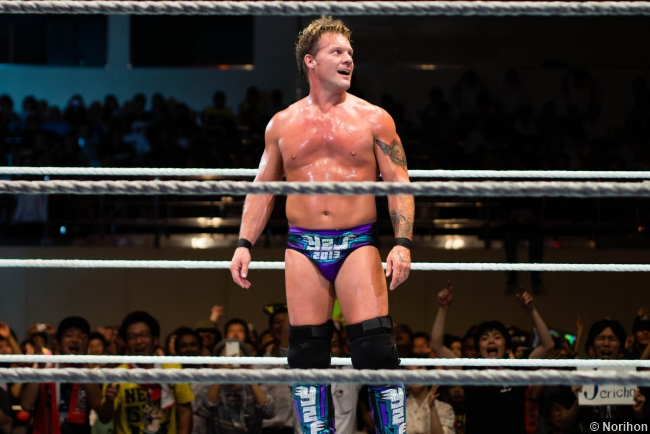 2013 Chris Jericho Japan