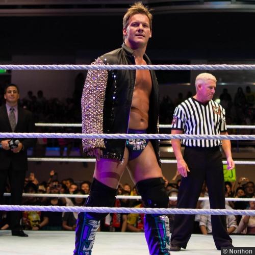 2013 Wwe Chris Jericho