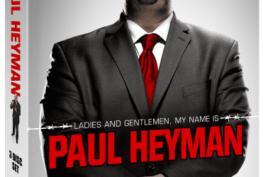 Paul Heyman Dvd Set Cover