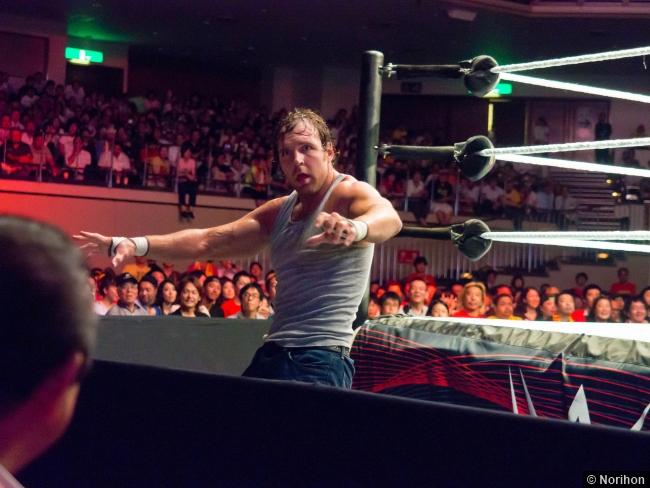 Wwe 072014 Dean Ambrose 2