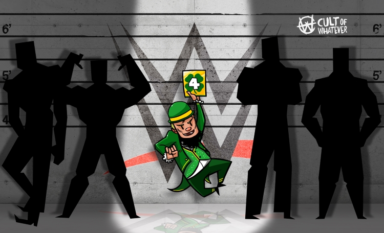 Wwe Hornswoggle Cartoon 2